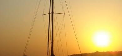 Sailing catamaran Vilamoura