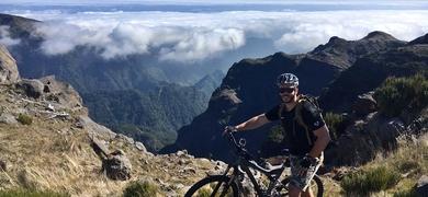 Biking in Madeira