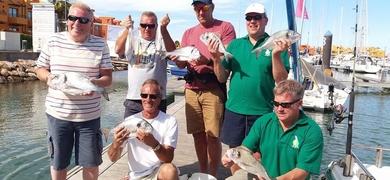 Fishing Alvor