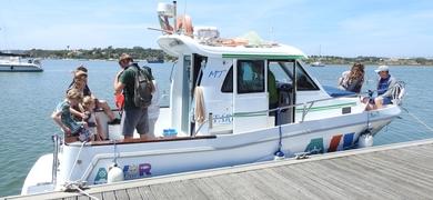 Fishing trip Alvor