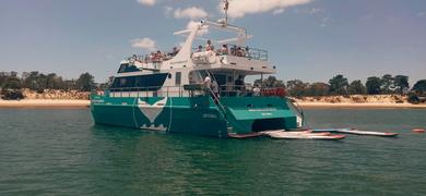 Cruise in Setúbal
