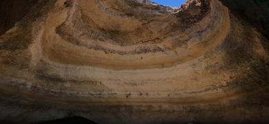 Benagil grotto from Portimão