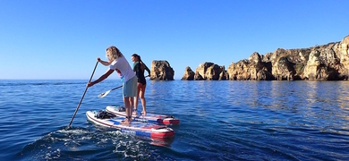 Sunrise SUP Tour to Ponta da Piedade Cover