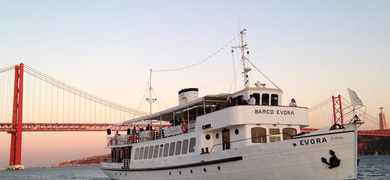 Private boat tour in Lisbon