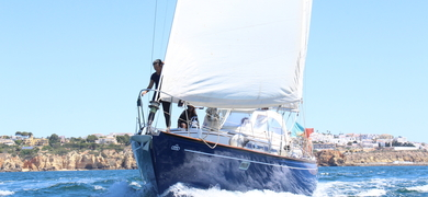 sailing tour in Albufeira
