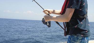 Fishing in Alvor