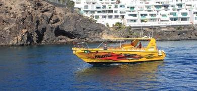 Boat Lanzarote
