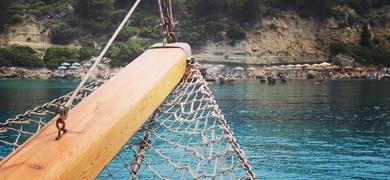 Explore Rhodes island