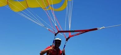 Paragliding in Albufeira
