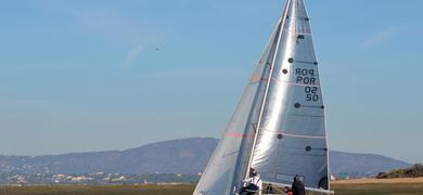 Ria Formosa Sailing from Faro Cover