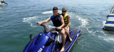 Fuengirola jet ski rental