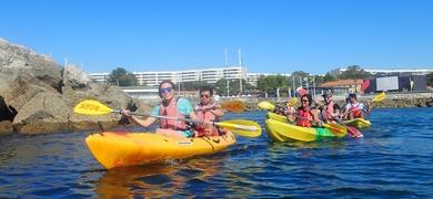 Lisbon Kayak Tour Cover