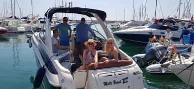 Fuengirola motorboat