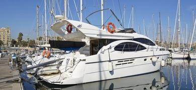 Motor yacht Barcelona