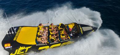Speed boat Ibiza