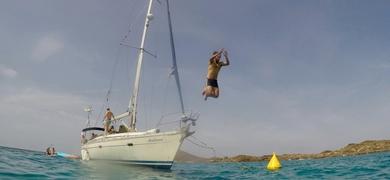 Fuerteventura sailing