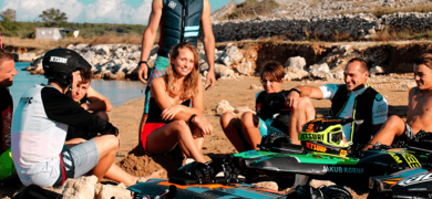 Ibiza jetboard
