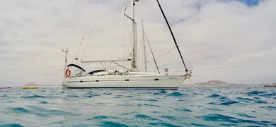 Cover for full day private sailing in Fuerteventura