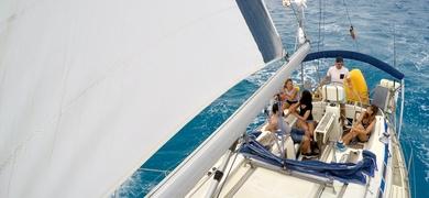 Sailing Fuerteventura