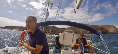 Fuerteventura sailing adventure