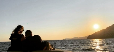 Private Sunset Cruise in Amalfi Coast
