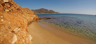 Enjoy deserted beaches