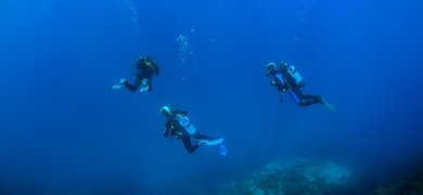 Scuba Diving in Athens