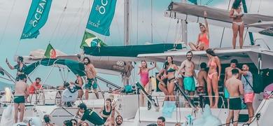 Greece Sailing Week 2020 Cover
