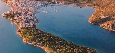 Explore the Greek coast