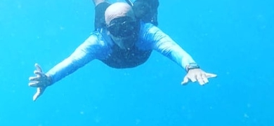 Snorkeling with seahorses in Ria Formosa Cover