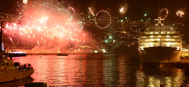 New years eve in Madeira