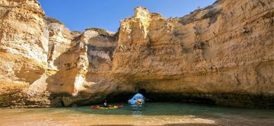 Albufeira Kayaking