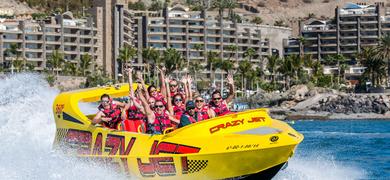 Gran Canaria jetboat