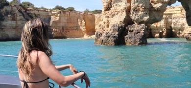 The famous Benagil Caves