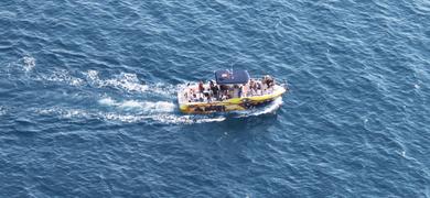 Boat tour Dénia