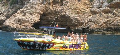 Boat Dénia
