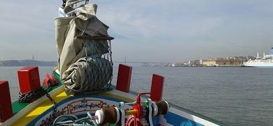 A boat trip in Lisbon is a must!