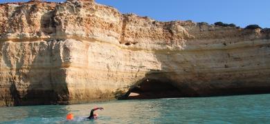Explore the Algarve coast