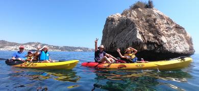 Cover for Kayak tour in La Herradura