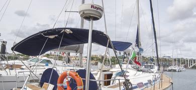 Sailing yacht Porto