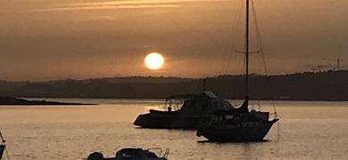 Sunset tour to Alvor