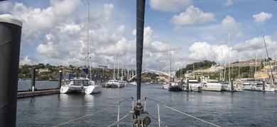 Private sailing in Porto
