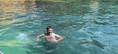Private boat ride in Portimão to Benagil with swimming
