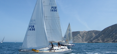 2-day sailing from Lisbon to Sesimbra