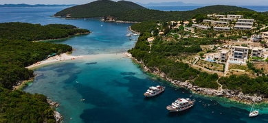 Full-day cruise to Blue Lagoon and Syvota