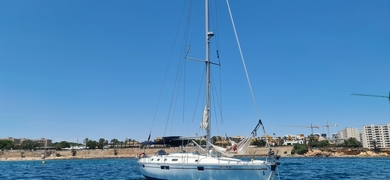 Private sailing yacht to Tabarca Island