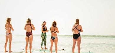 SUP Yoga in Algarve