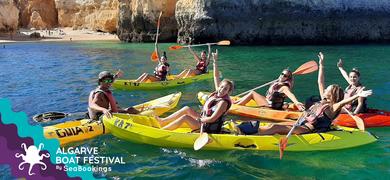 Algarve Boat Festival Kayak