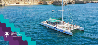 Algarve Boat Festival - Deluxe Partilhado