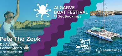 Algarve Boat Festival cartaz
